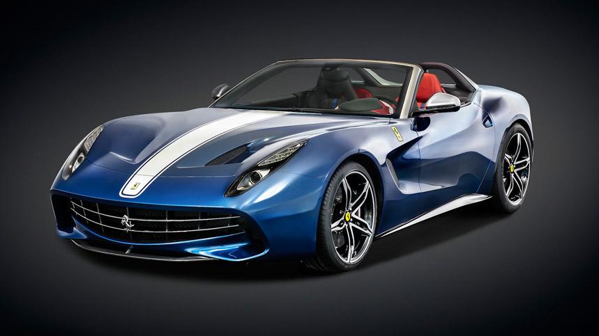 Ferrari F60 América, una joya sólo para 10 afortunados
