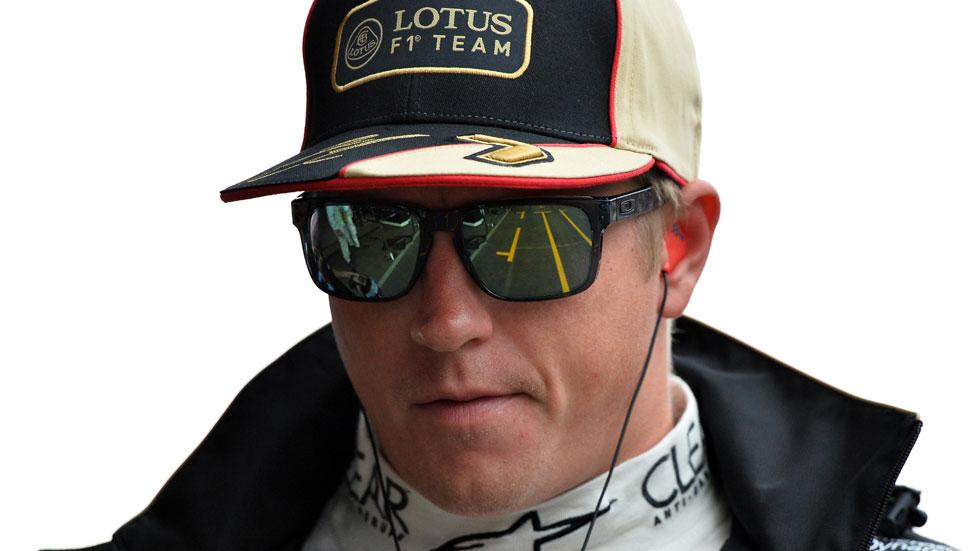 Raikkonen vuelve a Ferrari en 2014