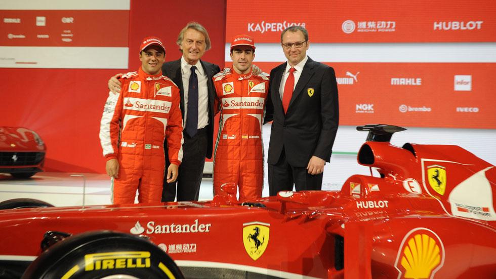 Scuderia Ferrari: demasiados años de sequía en la F1