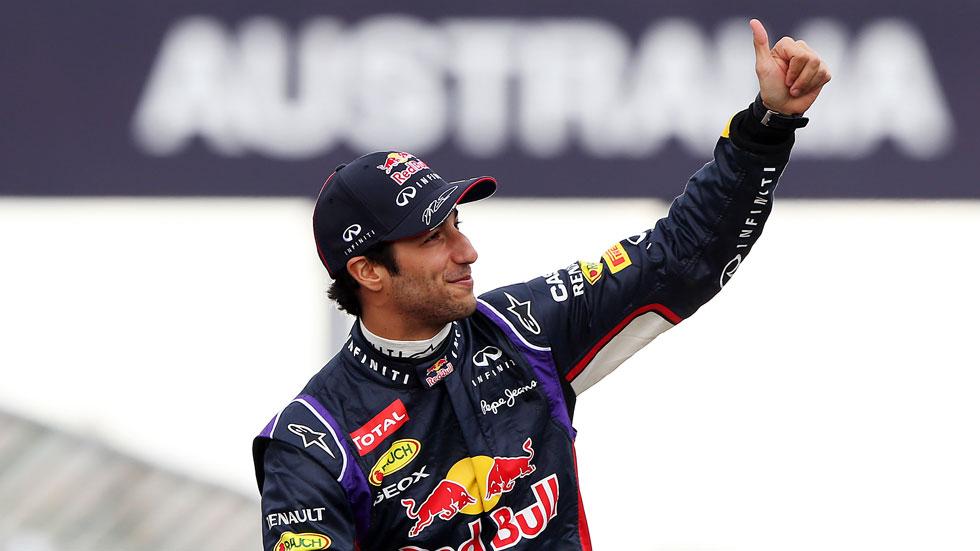 La FIA ratifica la descalificación de Ricciardo en Australia