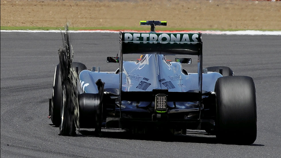 La FIA impone nuevas normas sobre los neumáticos