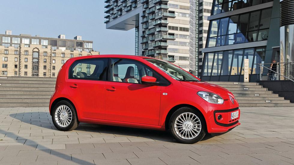 El VW Up!, el coche urbano más fiable
