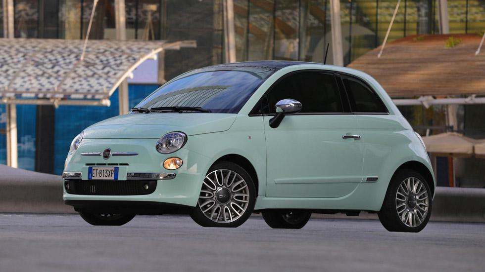 Fiat 500 2014, mismo aspecto y motor de 105 CV