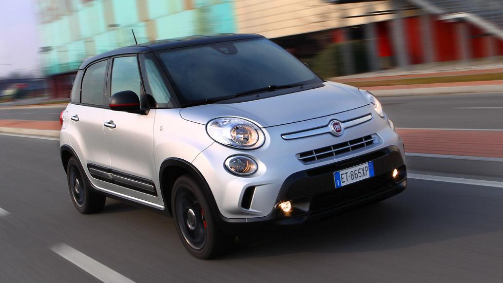 Fiat 500L Trekking Beats Edition: siente la música