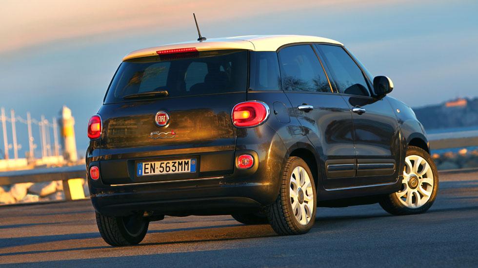 El Fiat 500L estrena dos nuevas mecánicas