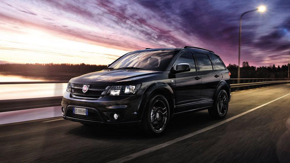 Fiat Freemont 'Black Code', nuevo tope de gama