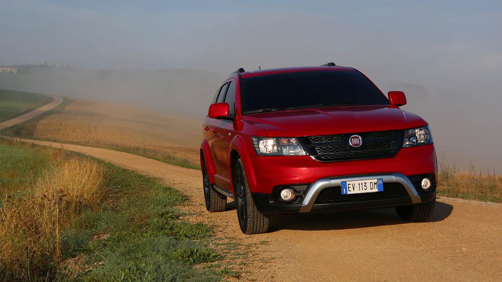 Contacto: Fiat Freemont Cross 2.0 Diesel 170 CV AWD