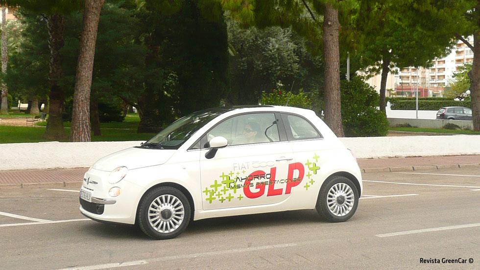 Fiat impulsa la compra de su Gama GLP