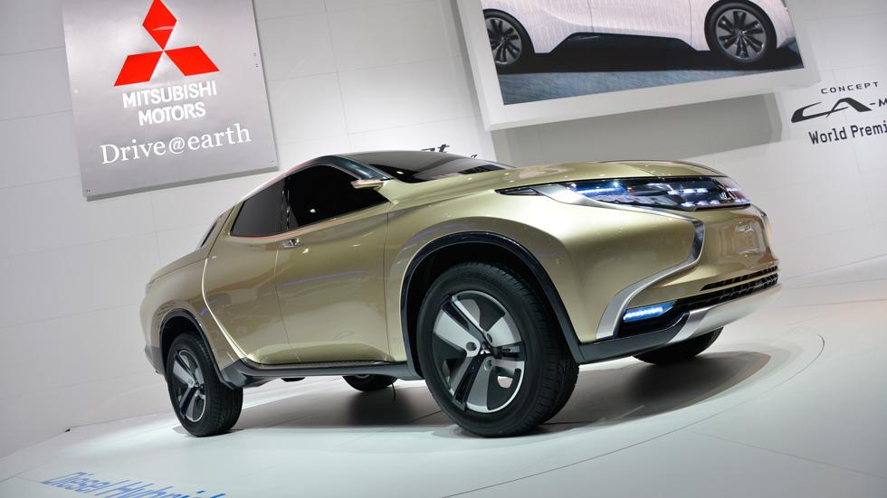 Fiat y Mitsubishi crearán conjuntamente un 'pick-up'