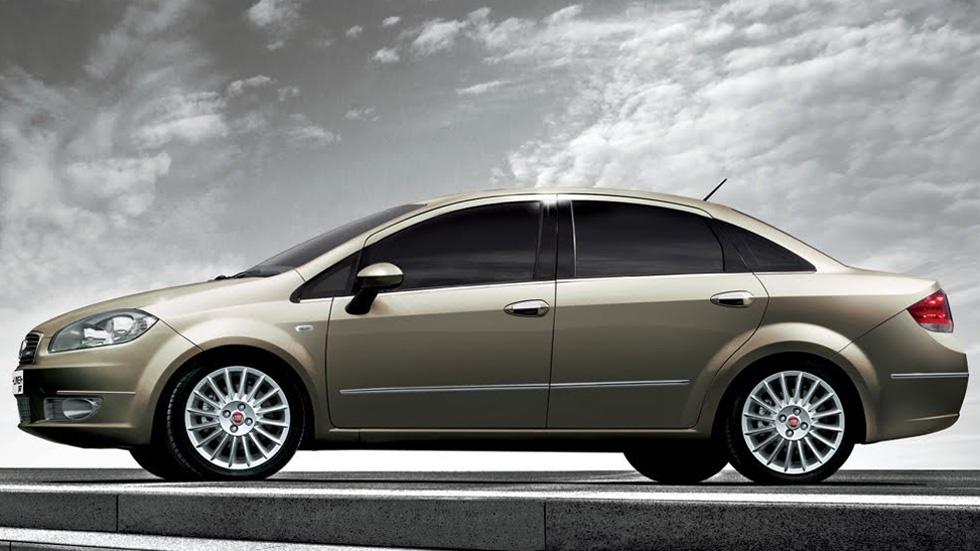 Fiat anuncia la llegada de un nuevo sedán compacto