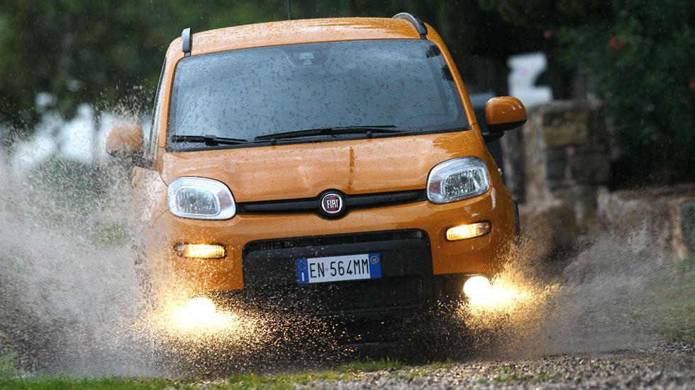 Fiat Panda 4x4 y Trekking