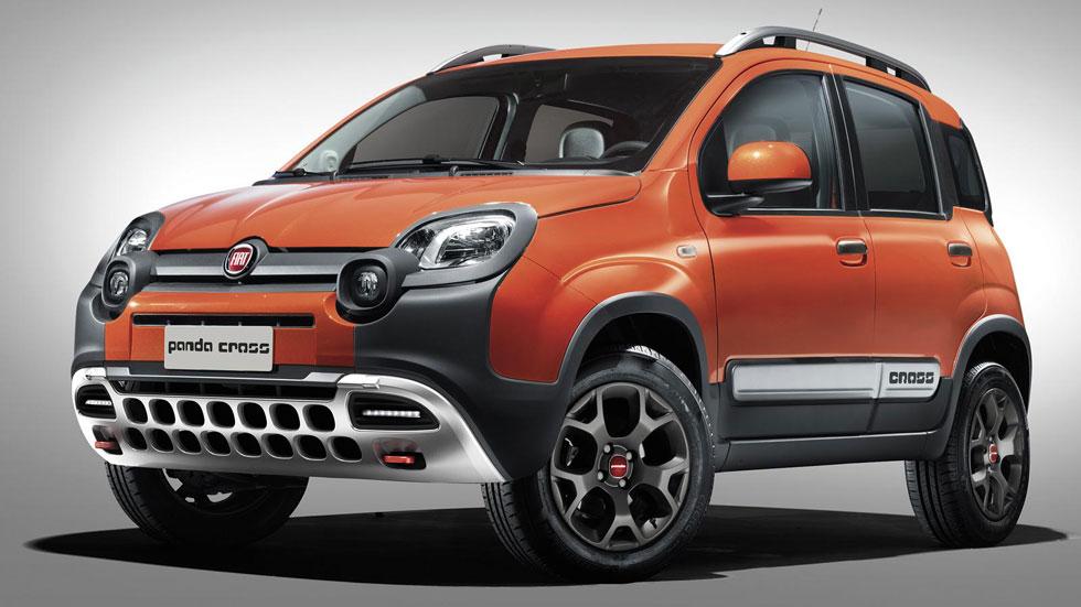 Fiat Panda Cross, aires camperos para Ginebra