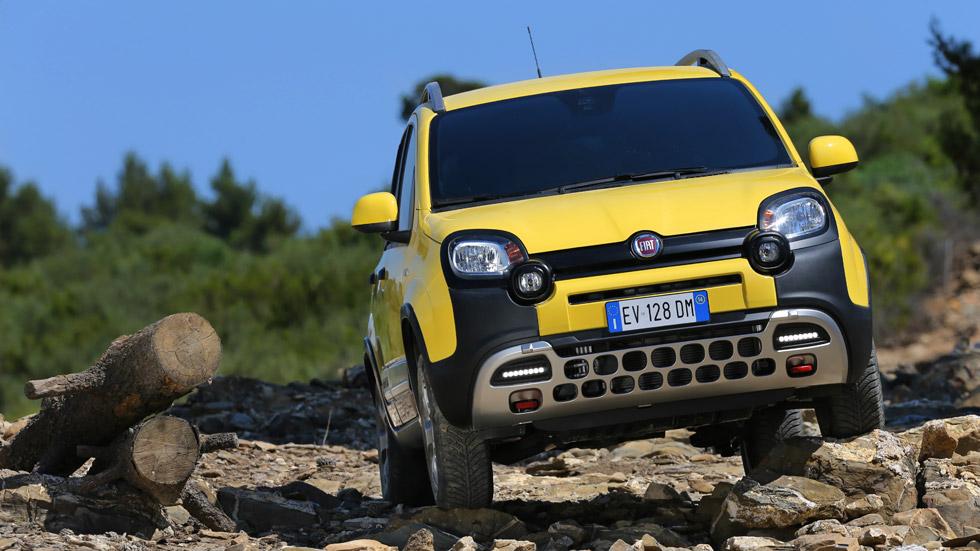 Fiat Panda Cross: prueba y precios para España