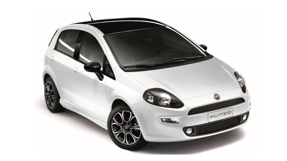 Fiat Punto 20 Aniversario, celebración 'racing'