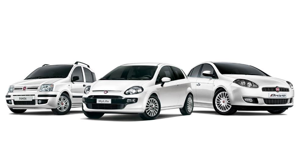 Fiat desmiente una fusión con Volkswagen