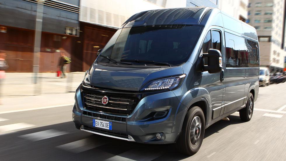 Renault y Fiat fabricarán conjuntamente vehículos comerciales
