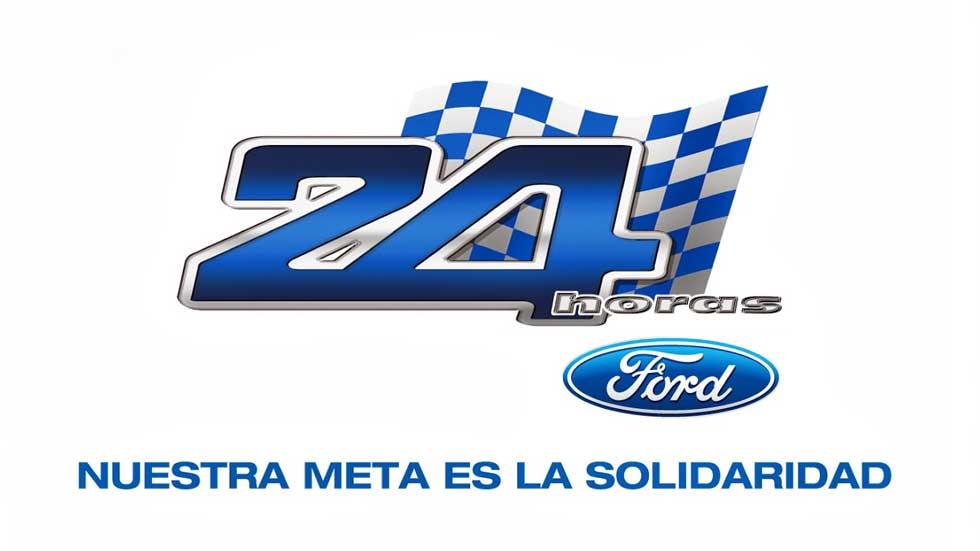 Participamos en las 24 horas Ford 2014, un fin de semana solidario
