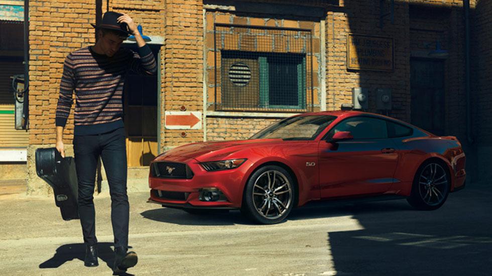 Ford Almussafes fabrica un motor del nuevo Mustang