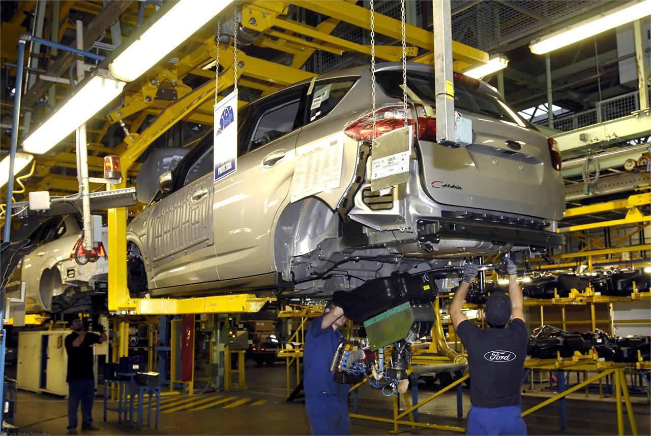Ford Almussafes fabrica su vehículo 11 millones