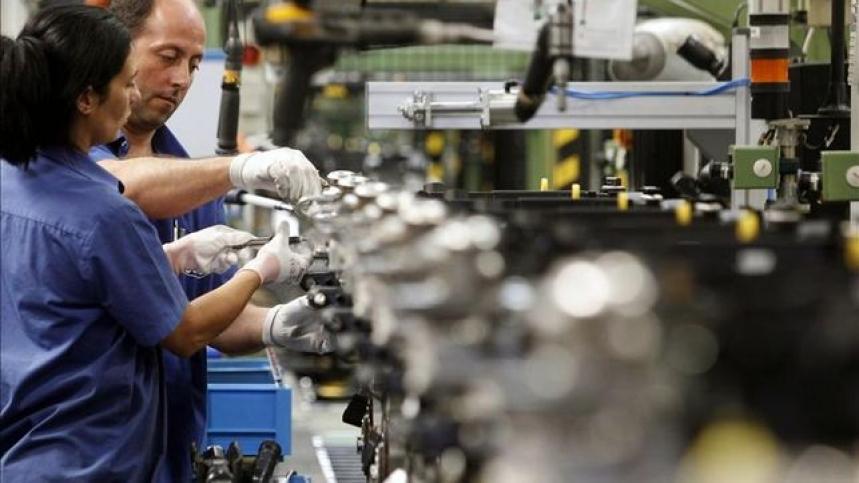 Ford Almussafes, mil millones de inversión en 2013