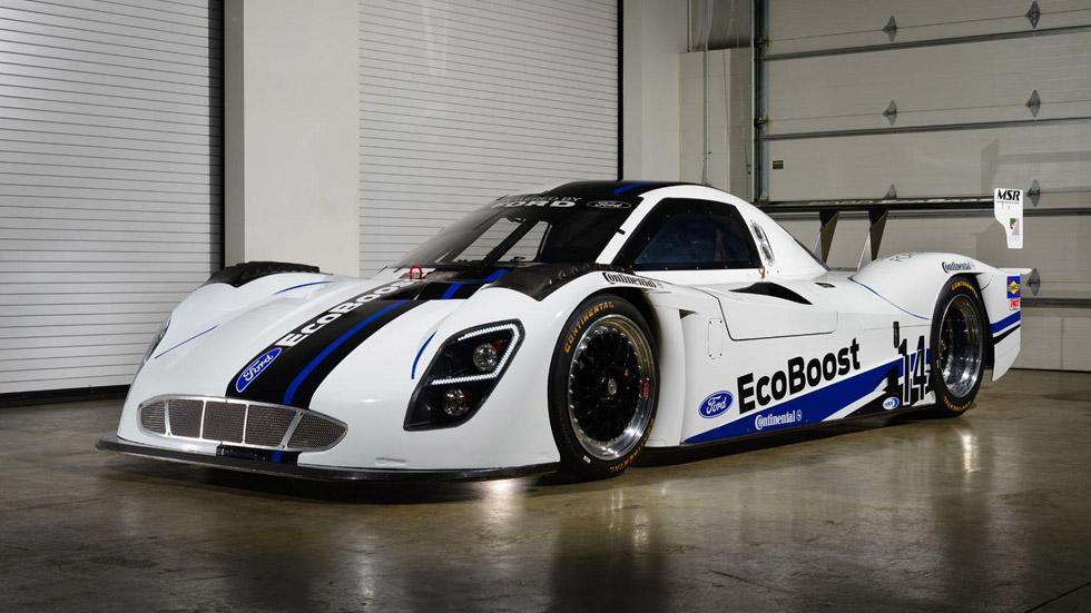 Ford EcoBoost: el salto a la competición norteamericana