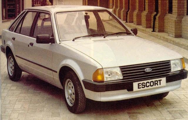 Ford Escort (1981)