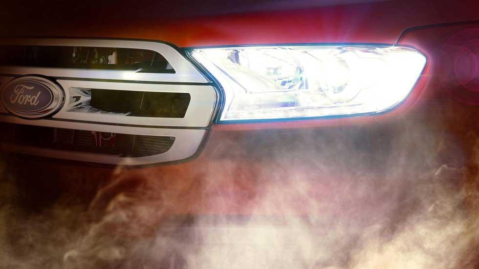 Ford Everest 2015, SUV robusto y refinado