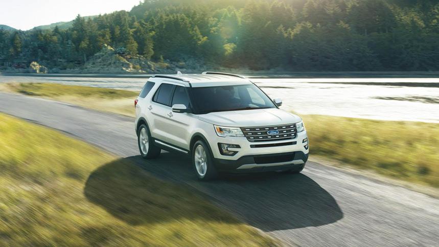 Ford Explorer, 25 aniversario y actualización