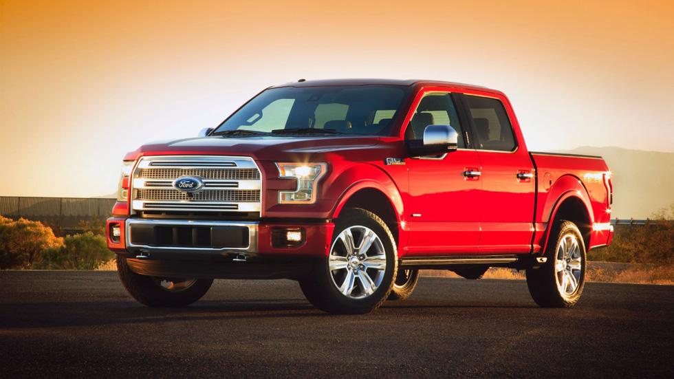 Ford F-150 2015: más versátil y exclusivo