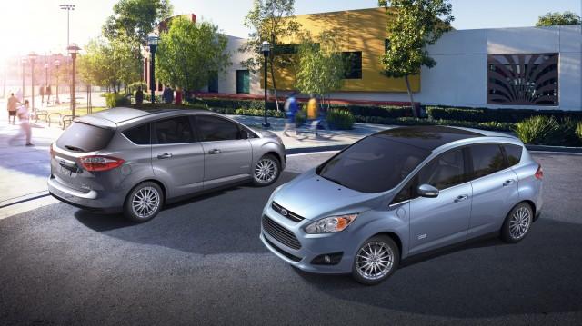 Ford fabrica la unidad 300.000 del C-Max