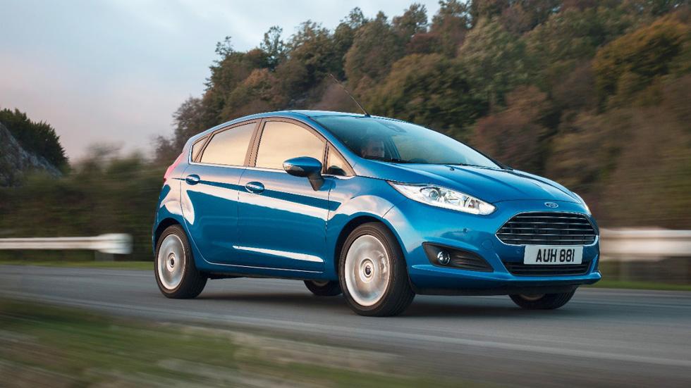 Ford lanza en España sus coches de Autogás