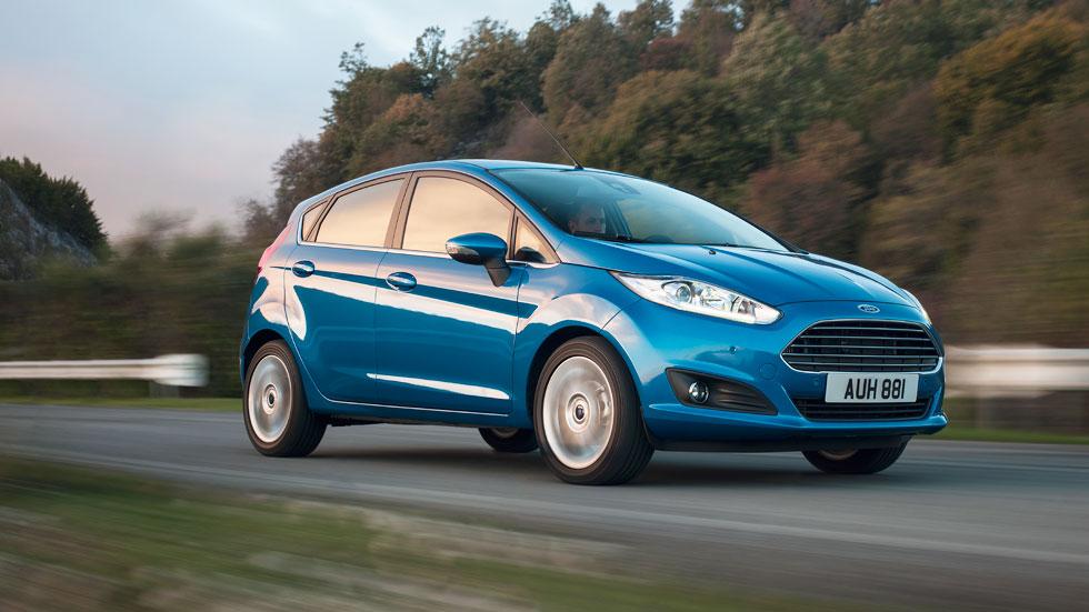 Ford Fiesta 1.0 EcoBoost Powershift, gran combinación