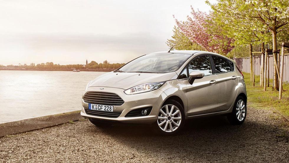 Ford Fiesta 2015, nueva versión ECOnetic aún más eficiente