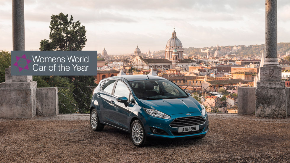 Ford Fiesta: 'Women's World Car of the Year'
