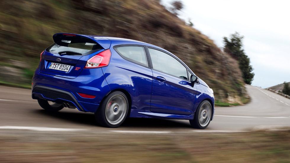 Contacto: Ford Fiesta ST, deportivo de bolsillo