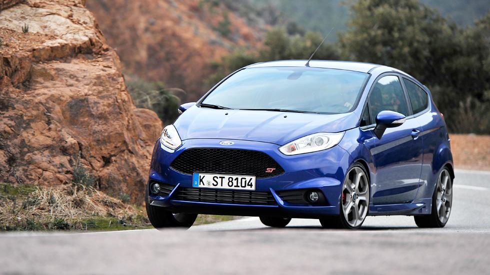 Nuevo Ford Fiesta ST 2013, llega la versión más deportiva