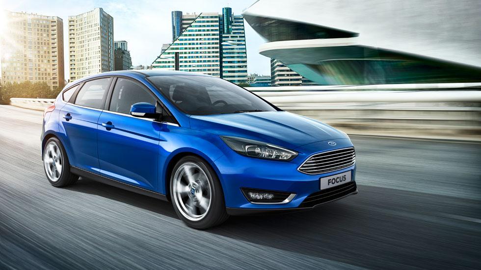 Nuevo Ford Focus 2014: afinando el tiro