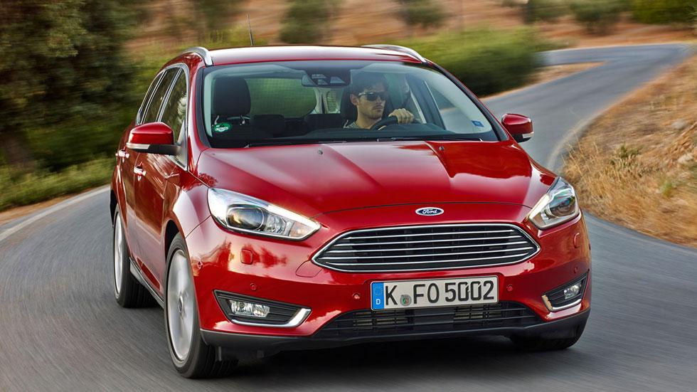 Contacto: Ford Focus 1.0 Ecoboost 2015, aún más ágil