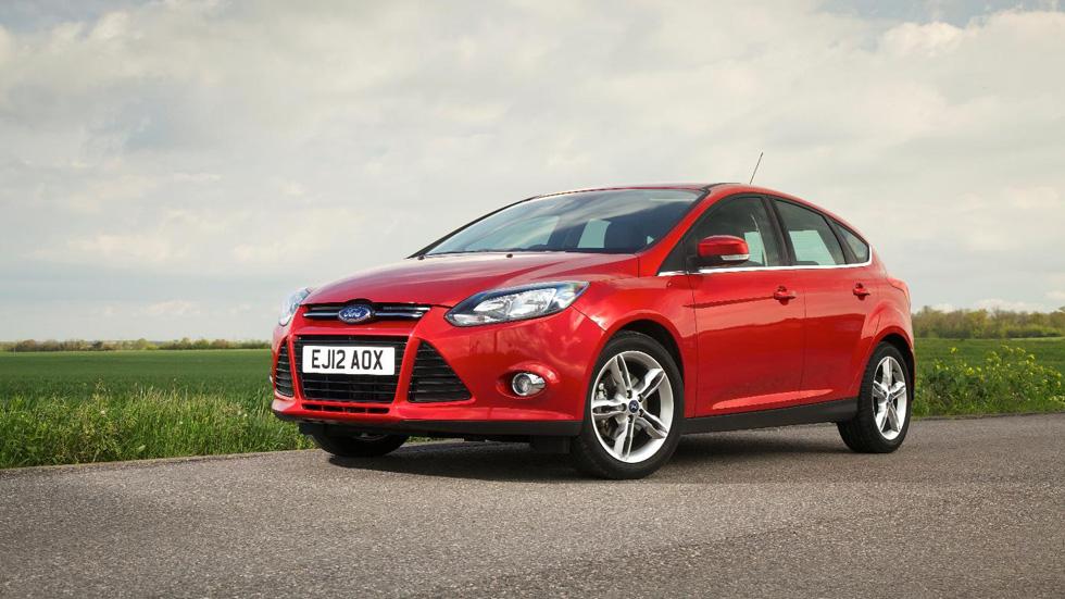 Ford Focus, de los 10 coches mas vendidos