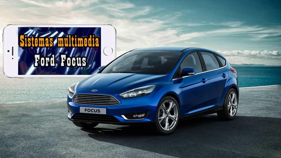 Ford Focus: analizamos su sistema multimedia (vídeo)