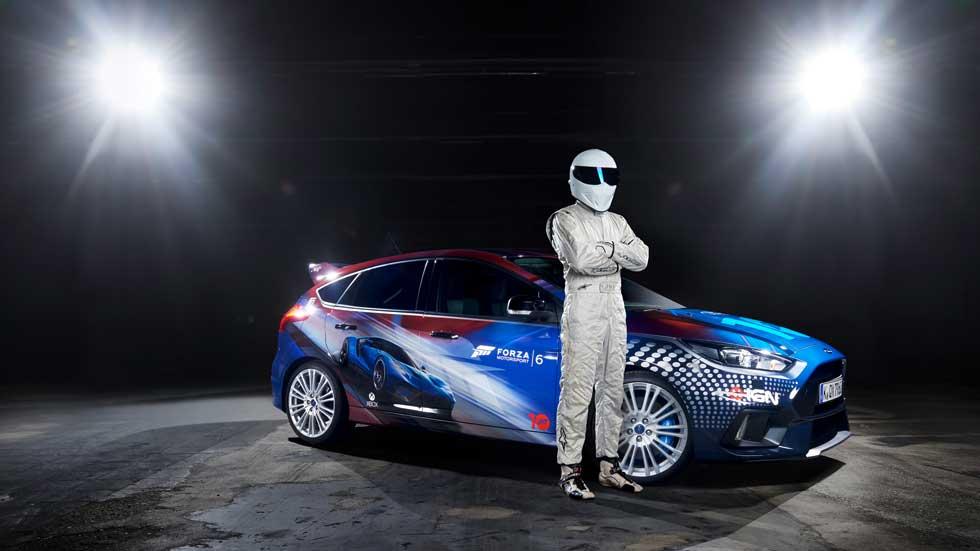 Ford Focus RS Forza Motorsport 6, el deportivo de los Gamers