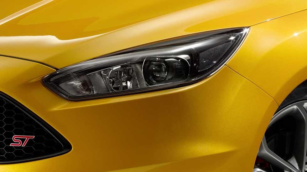 El nuevo Ford Focus ST debutará en Goodwood