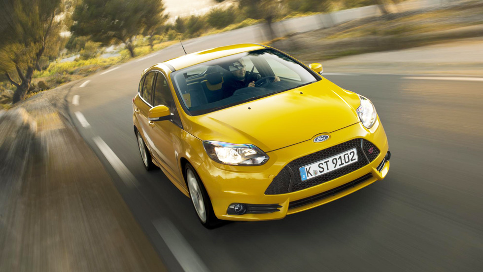 Ford planea un Focus ST Diesel