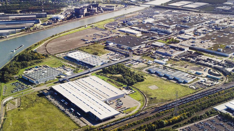 Genk exige indemnización por el cierre de su planta de Ford