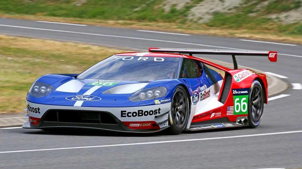 Ford GT Le Mans Racecar 2016, nueva bestia para la carrera más legendaria