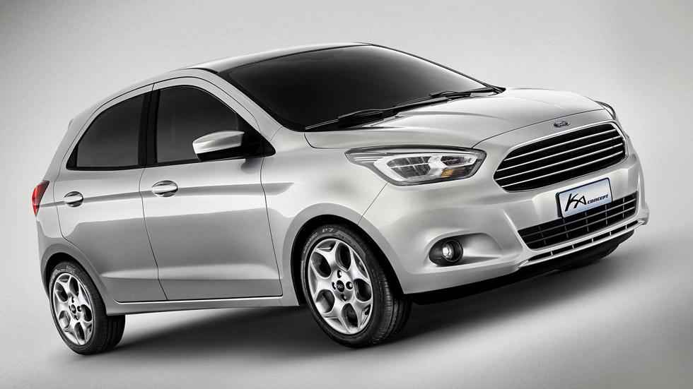 El futuro Ford Ka, con aires brasileños
