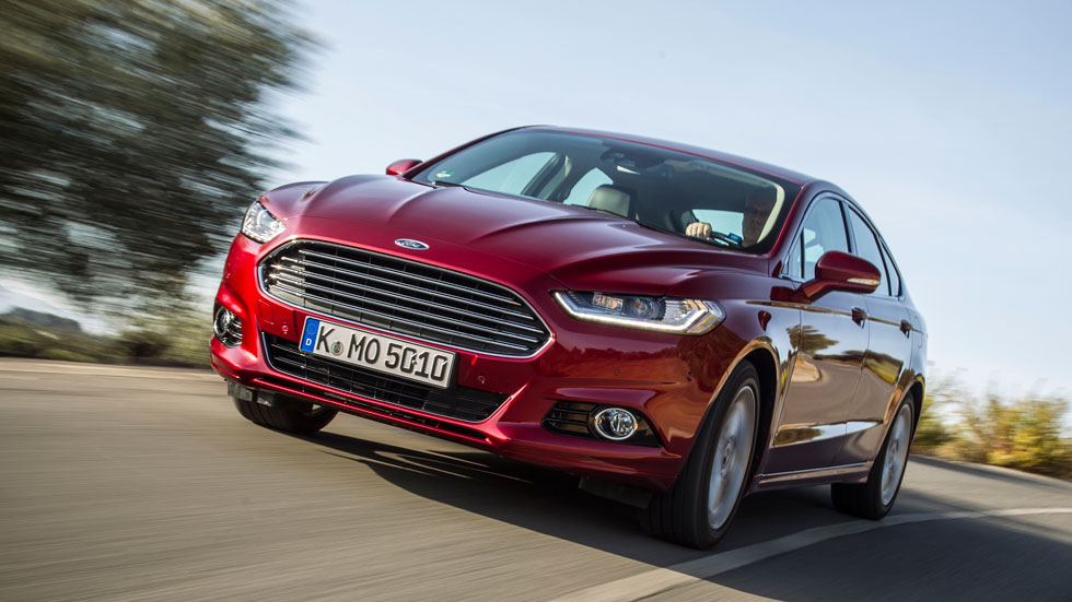 Contacto: Ford Mondeo 1.0 EcoBoost, mínimo razonable