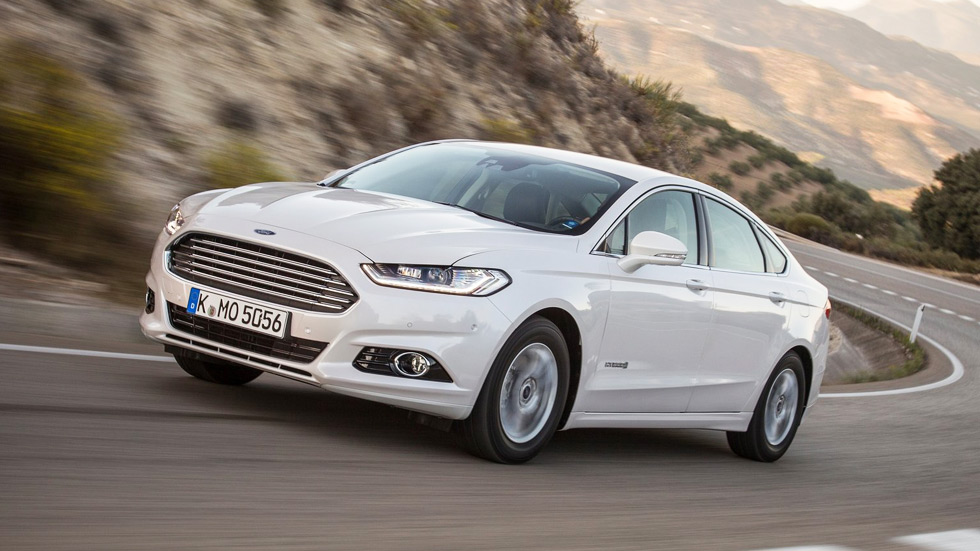 Ford Mondeo HEV 2015, llega el híbrido ...