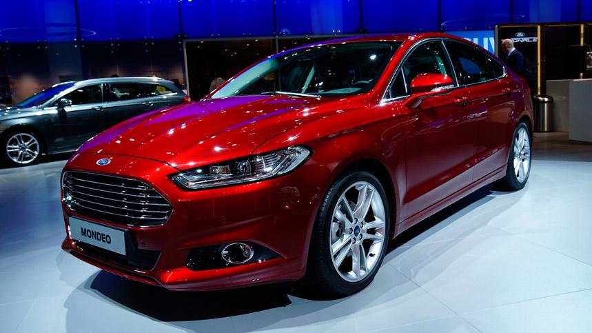 Nuevo Ford Mondeo, tecnología por bandera