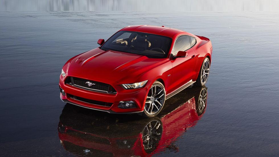 Ford Mustang 2014, americano en formas, europeizado en dinámica